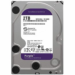 2TB Storage for NVR